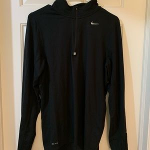 Nike Quarter-Zip Long Sleeve